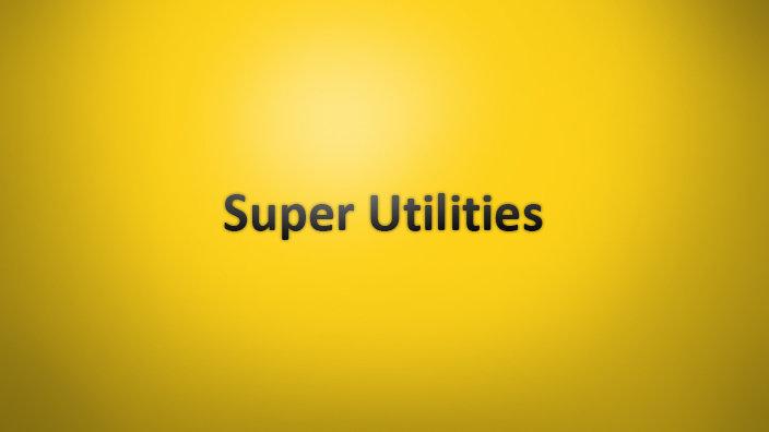 Super Utilities