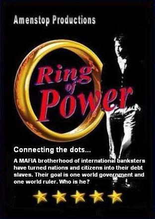 Кольцо власти: Мировое супергосударство