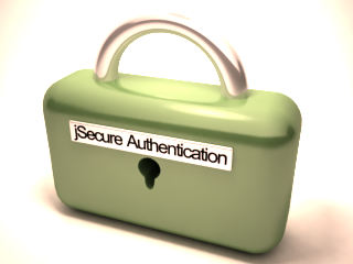 Проблема с jSecure Authentication