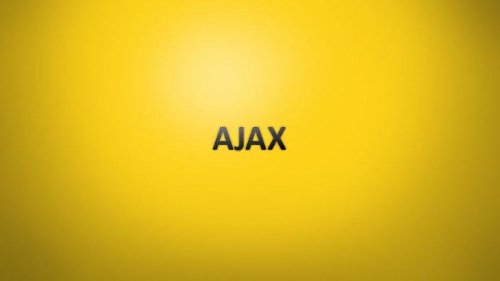 Ajax чат своими руками