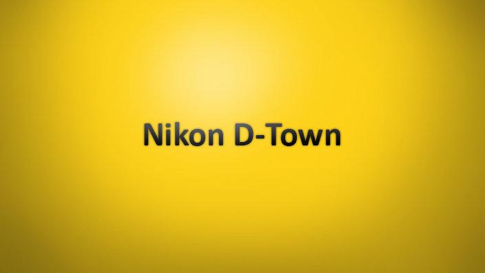 Nikon D-Town